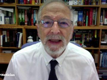 """Luis Enjuanes, virólogo del CSIC: """"Las empresas pueden negar el paso a quienes no se vacunen de coronavirus"""""""