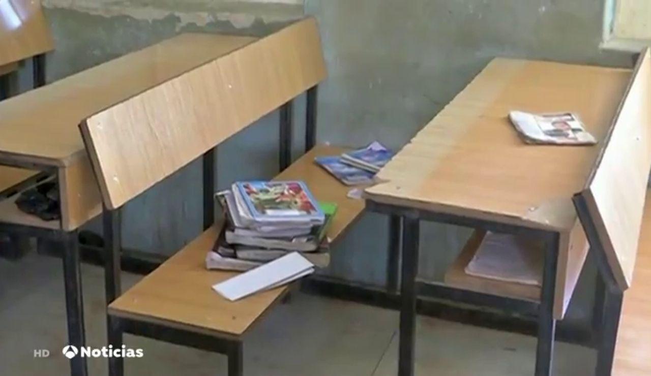 Casi 350 estudiantes podrían haber sido secuestrados por Boko Haram en el noroeste de Nigeria