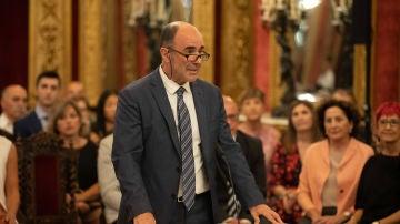El Tribunal Supremo investigará  al consejero del Gobierno navarro, Manuel Ayerdi, por prevaricación y malversación