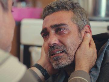 """La reacción de Sarp tras conocer al fin toda la verdad sobre Bahar y sus hijos: """"Están vivos"""""""