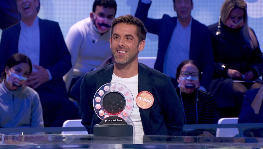 Una prueba 'Embrujada' le da la victoria a José Yélamo en 'La Pista'
