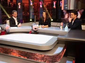 Jaime Lorente revela a Trancas y Barrancas su operación más dolorosa... ¡sin anestesia!
