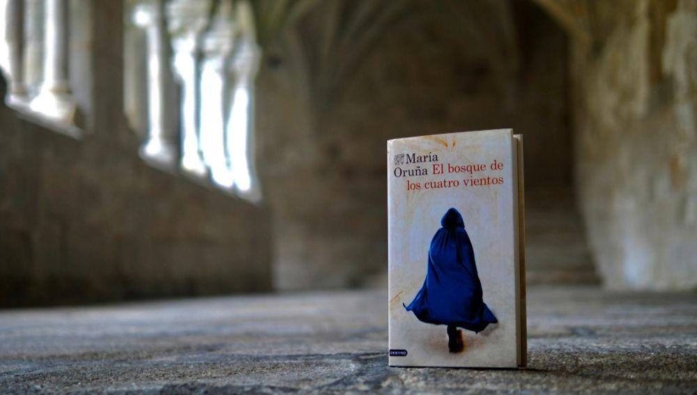 María Oruña, autora de 'El bosque de los cuatro vientos'