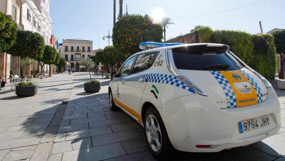 Policía Local en Mérida