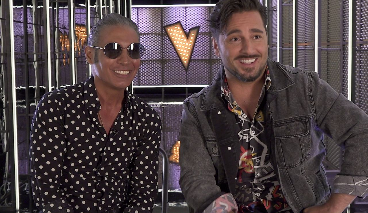 """Bustamante y Pitingo responden sobre los talents de su equipo: """"Nosotros aprendemos de ellos"""""""