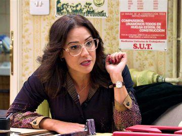 """Cristina, indignada por la inminente aprobación de la Constitución: """"Las mujeres seguimos siendo invisibles"""""""