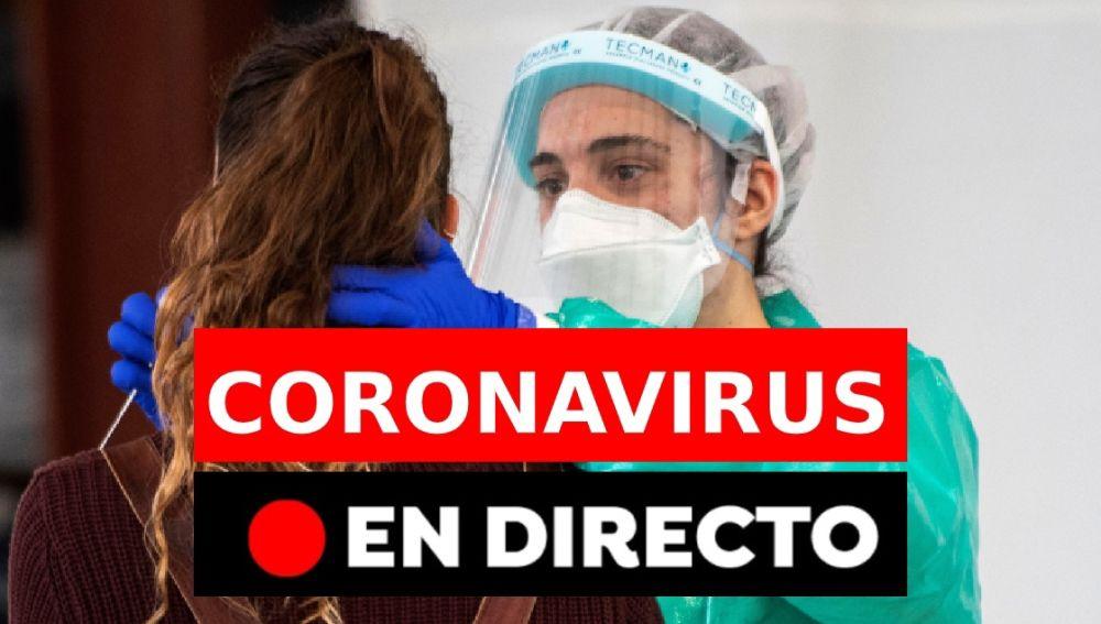 Restricciones por coronavirus en Navidad en Madrid, Cataluña, Andalucía, Valencia y últimas noticias hoy, en directo
