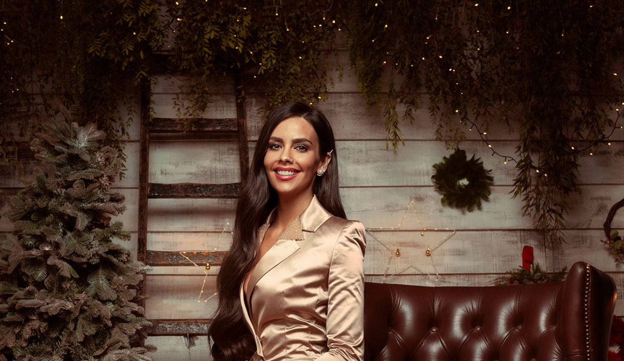 Cristina Pedroche preparada para despedir el añol 2020