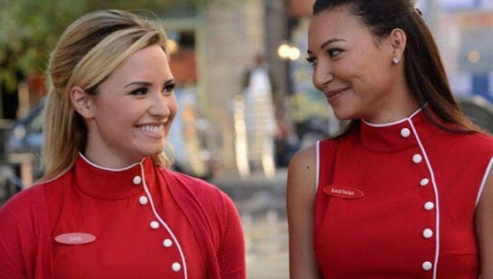 El emotivo vídeo de Demi Lovato a Naya Rivera