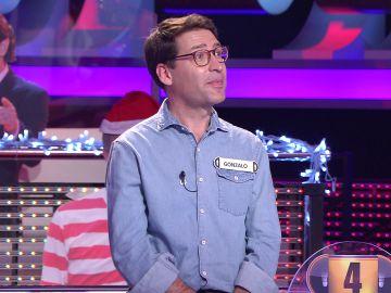 Un concursante de '¡Ahora caigo!' deja sin palabras a Arturo Valls con la llamativa 'habilidad' de su familia