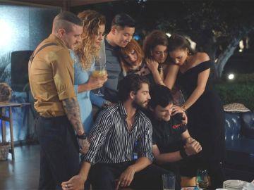 Los protagonistas de 'FoQ: el reencuentro'
