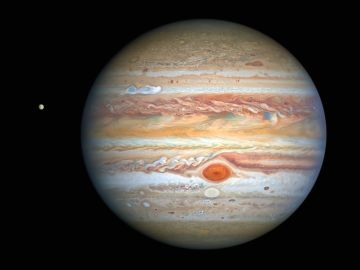 Imagen de Júpiter.