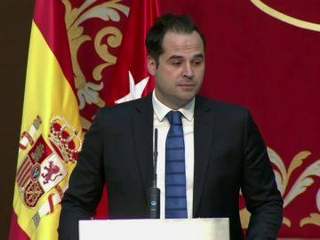 Ignacio Aguado pide, emocionado que no se olvide este año 2020 por todo lo que hemos aprendido