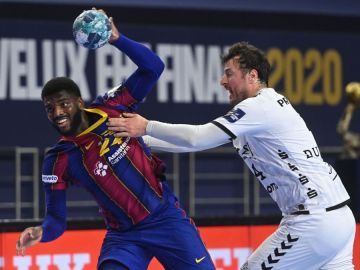El Barcelona cae ante el Kiel