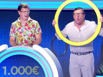 """""""Os lo vamos a poner más difícil todavía"""": Nuevos famosos visitan este sábado 'El juego de los anillos'"""