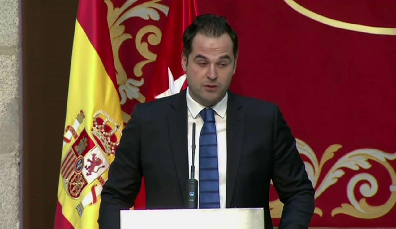 Ignacio Aguado, ex vicepresidente de la Comunidad de Madrid