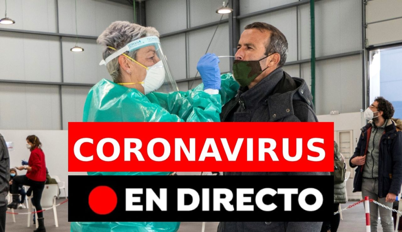 Coronavirus en España hoy: Nueva cepa de Covid-19, datos de contagios y vacuna de Pfizer, en directo