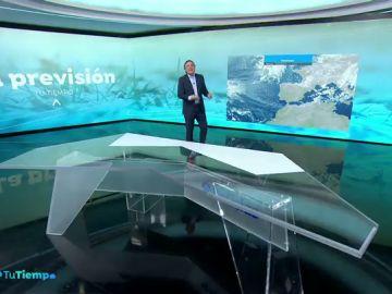 La previsión del tiempo de Roberto Brasero: 2020 nos deja helados