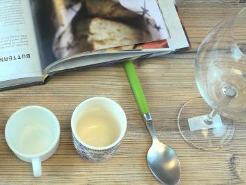Medidas de las recetas