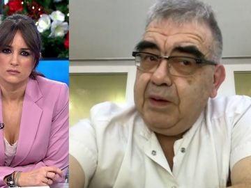 Entrevista al médico Pere Domingo.
