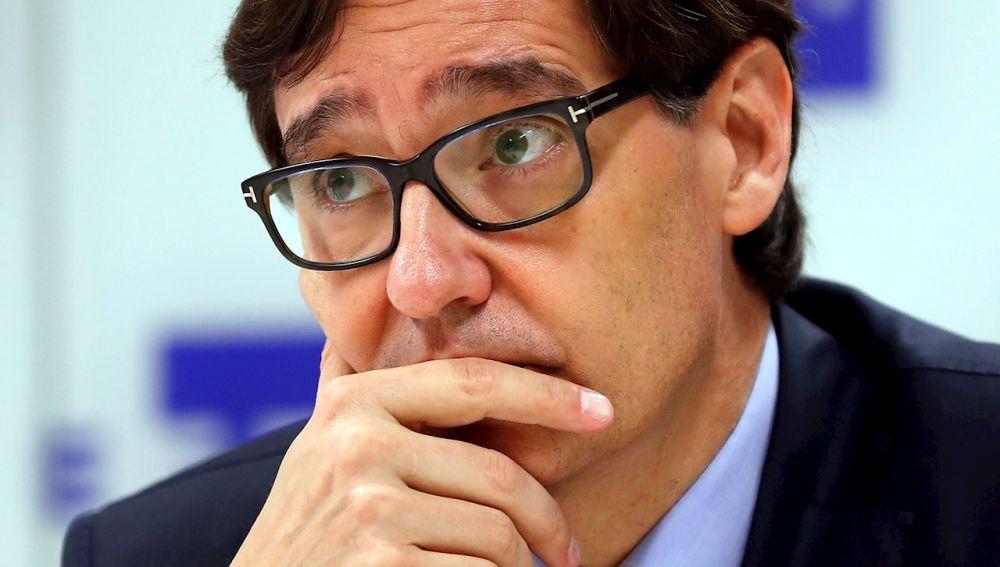 Salvador Illa será el candidato del PSC en las elecciones catalanas al renunciar Iceta