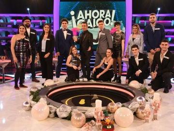 Los mejores concursantes de 2020 regresan esta Nochevieja en un sorprendente especial de '¡Ahora Caigo!'