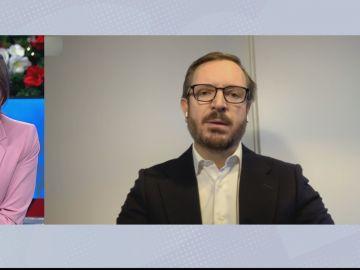 Javier Maroto, portavoz PP Senado