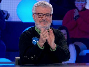 """La hilarante presentación de Millán Salcedo: """"¡Que me pare alguien!"""""""