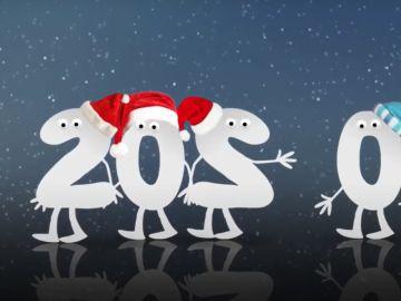 Los mejores vídeos para felicitar el año nuevo 2021 por WhatsApp