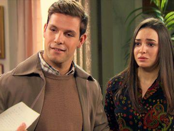 Una visita sorpresa de Higinio termina de romper la relación entre Emma y Manolín
