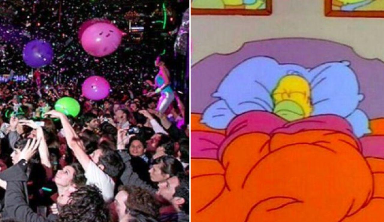 Los mejores memes y gifs de la Nochevieja para enviar por fin de año 2020