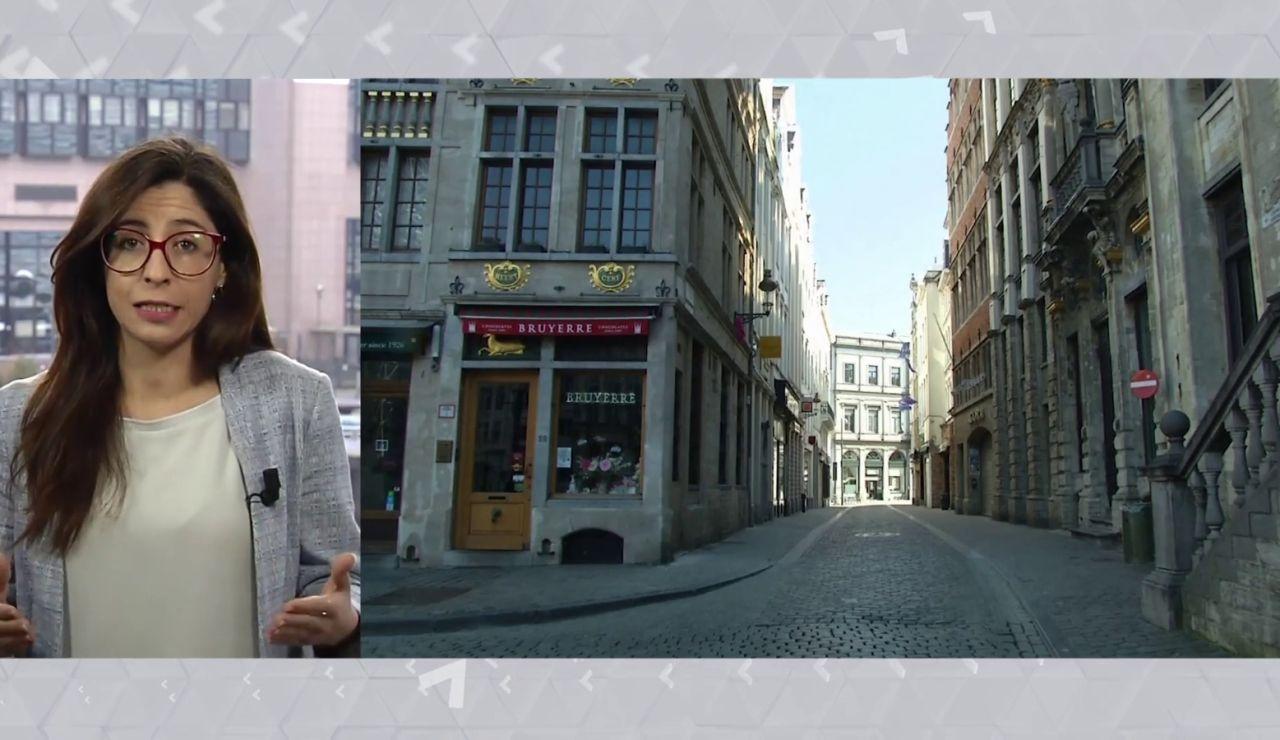 Bélgica exigirá dos PCR y cuarentena de 10 días a los turistas que lleguen al país