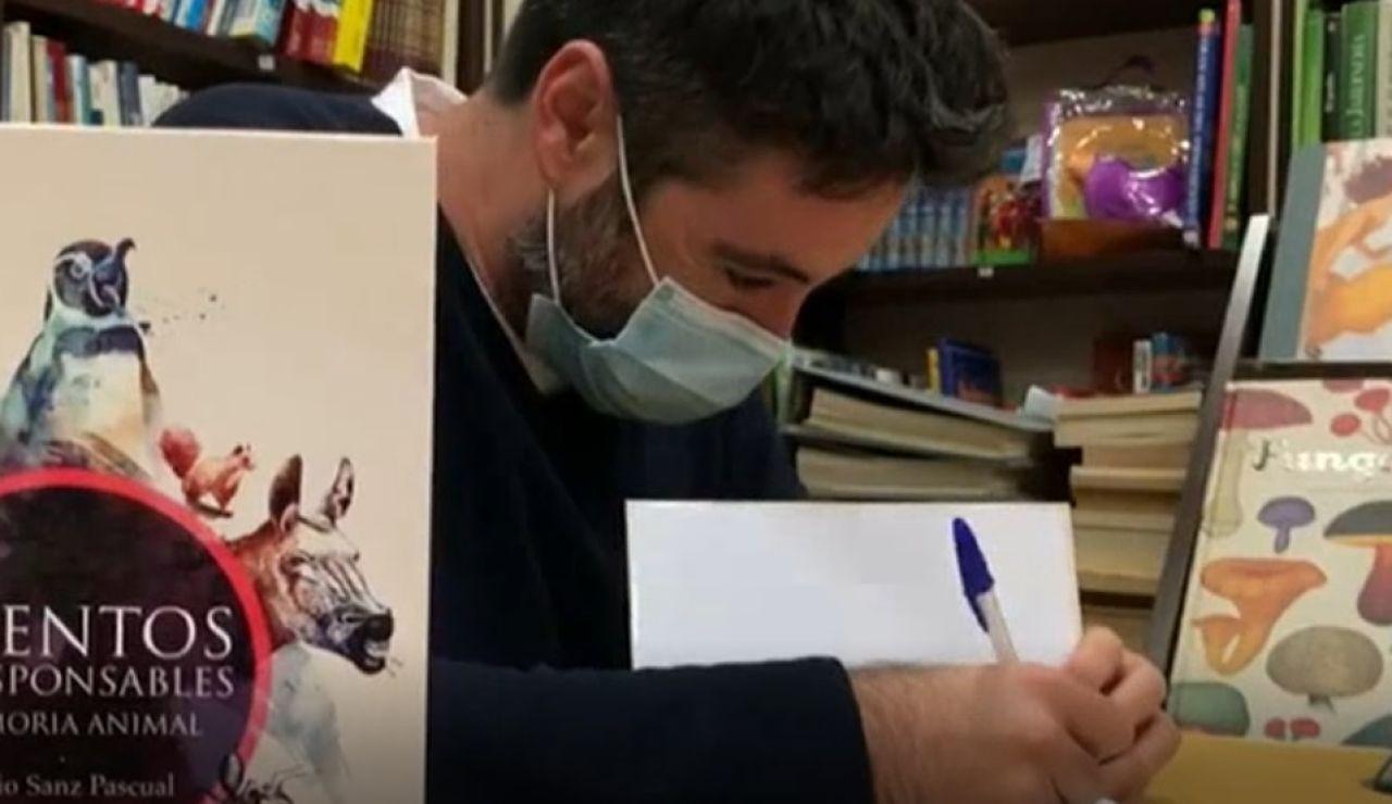 Mario Sanz publica 'Cuentos irresponsables'