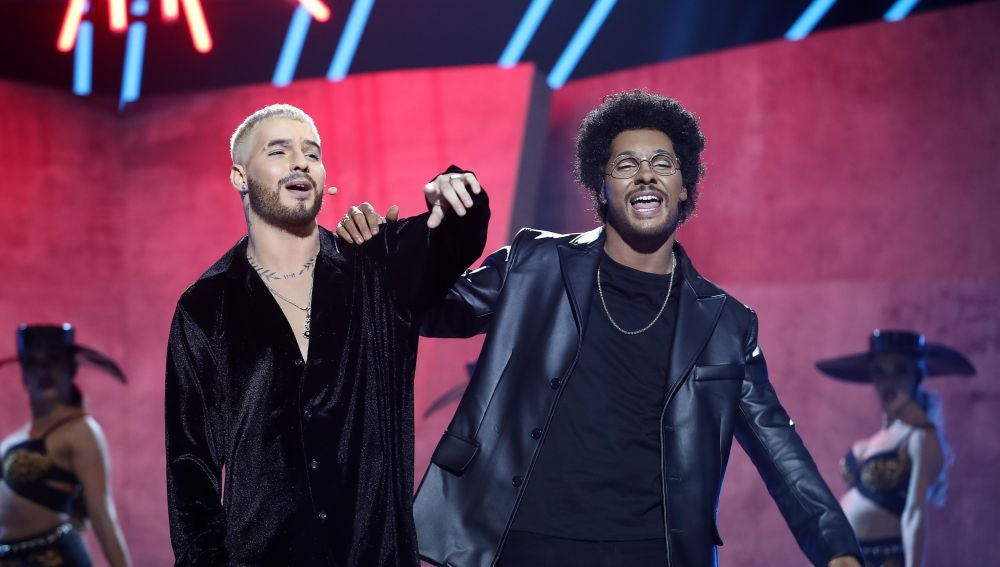 Gemeliers se van de vacaciones a 'Hawái' como Maluma y The Weeknd