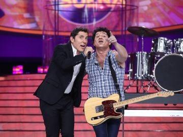 ¡Brutal! Manel Fuentes demuestra su potencia vocal como Bruce Springsteen