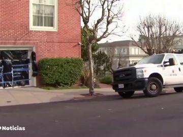 Investigan pintadas con amenazas a Nancy Pelosi en su casa de San Francisco, Estados Unidos