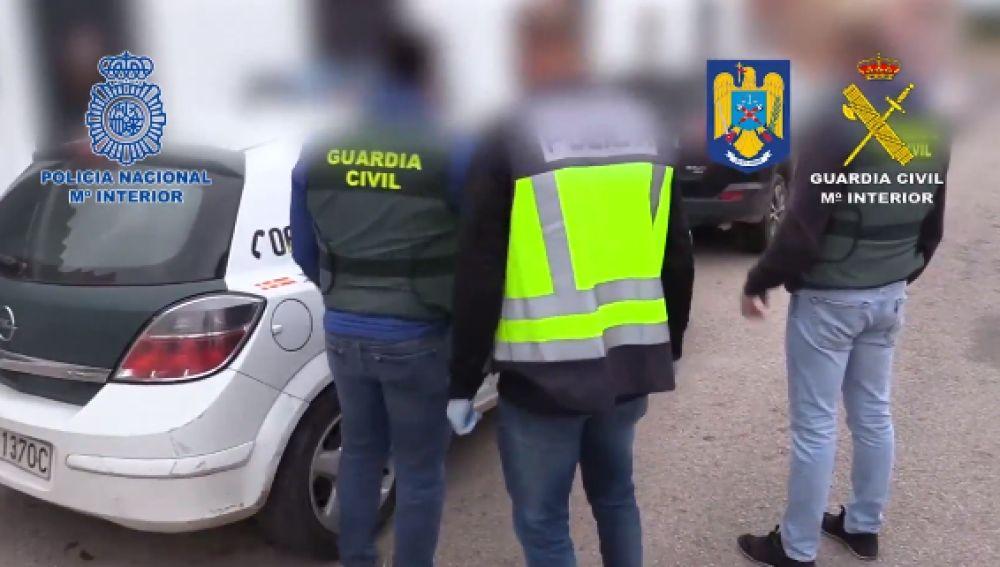 Rescatan en Sevilla a una menor de 15 años embarazada, víctima de trata de seres humanos