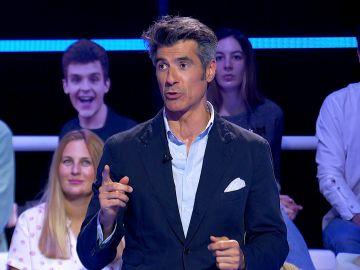 Jorge Cadaval toma una sorprendente decisión tras la llamada de atención de Jorge Fernández en 'El juego de los anillos'
