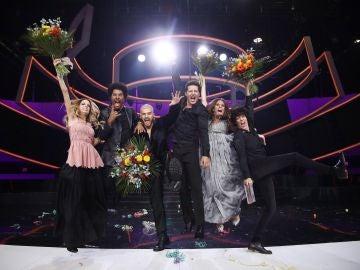 'Tu cara me suena' ya tiene finalistas para una Final mágica