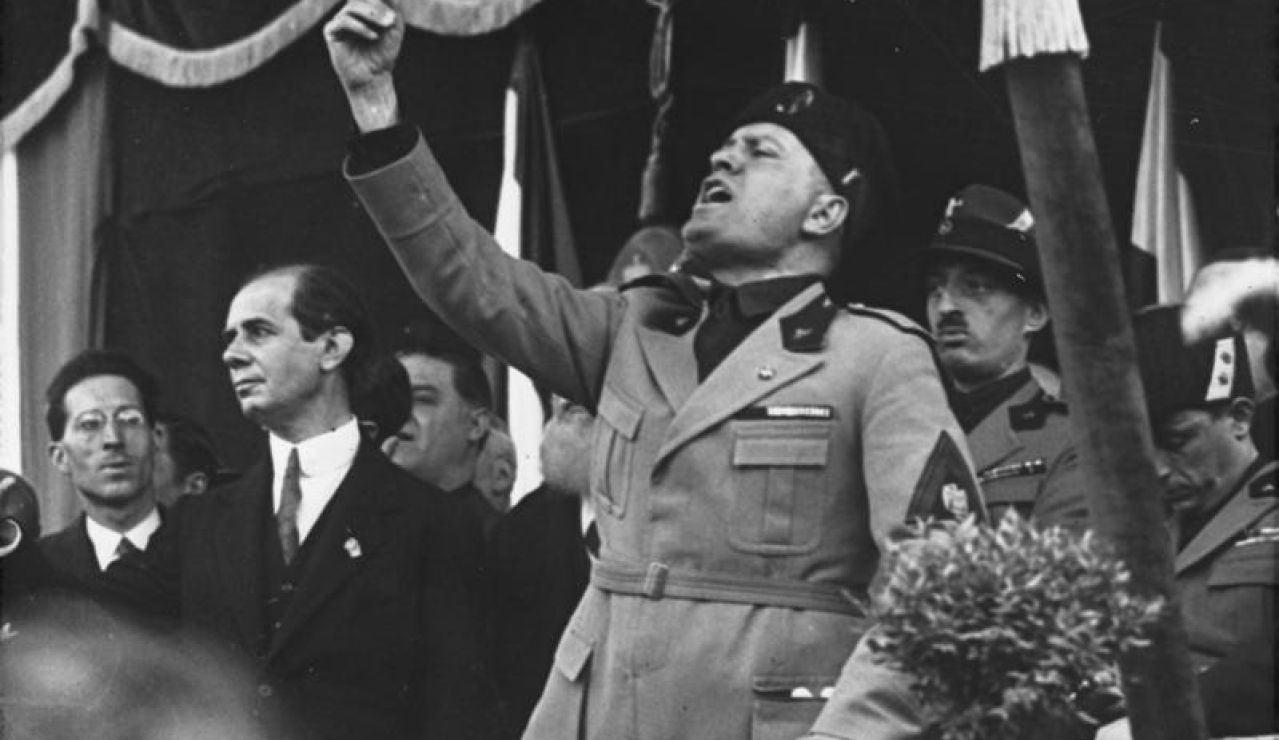 Efemérides de hoy 3 de enero: Benito Mussolini