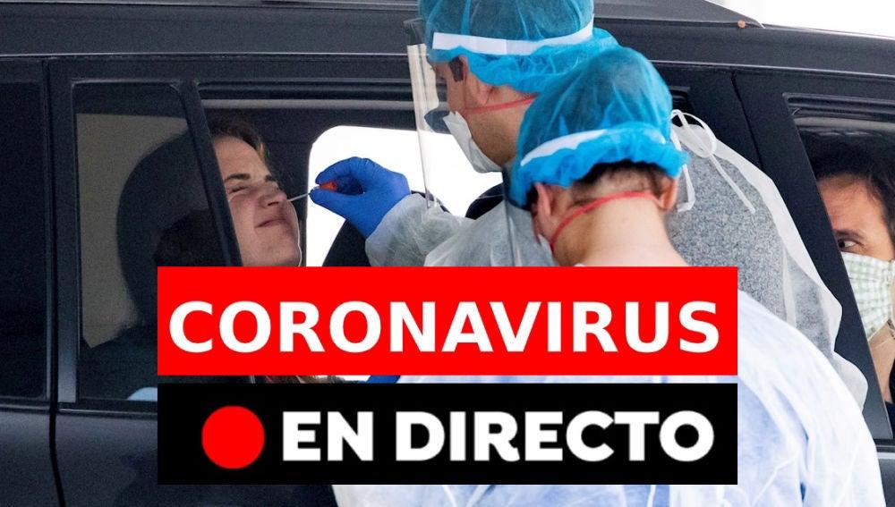 Coronavirus en España hoy: Récord de contagios, restricciones y nueva cepa del Covid-19, en directo