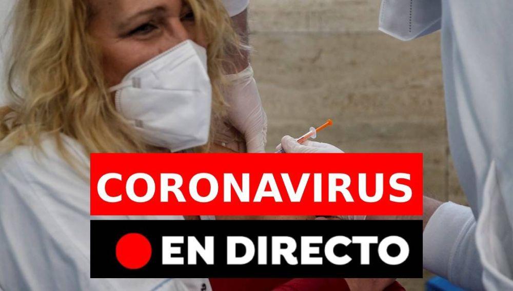Coronavirus en España hoy: última hora de las nuevas restricciones y repunte de casos, en directo