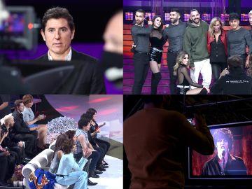 Así se vivió la segunda semifinal tras las cámaras de 'Tu cara me suena'