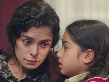 Avance de 'Mujer': Hatice, Enver y Nisan pactan el momento para decir a Bahar que Sarp está vivo