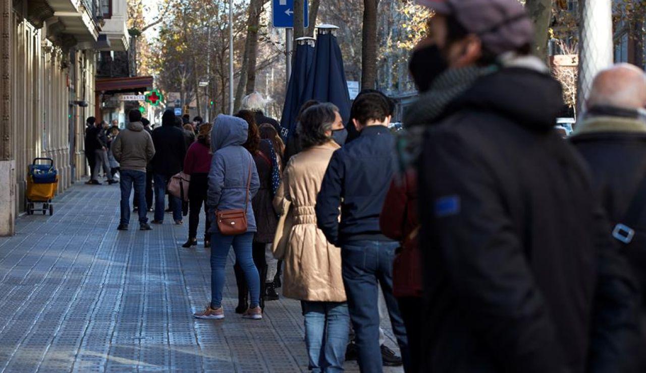 Datos del coronavirus en España: 30.579 nuevos casos desde el jueves y 241 muertes por coronavirus