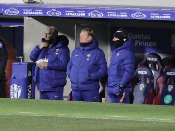 El Barça confirma dos positivos por coronavirus en su cuerpo técnico