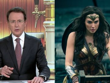 Audiencias: Antena 3 Noticias y 'Wonder Woman'