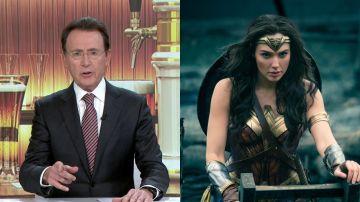 Audiencias: Antena 3 Noticias y 'Wonder Woman'