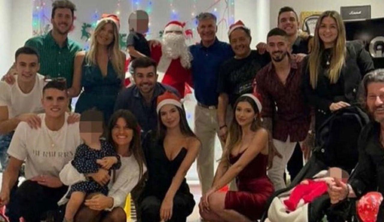 Las polémicas 'coronafiestas' de futbolistas como Mendy, Reguilón o Neymar esta Navidad