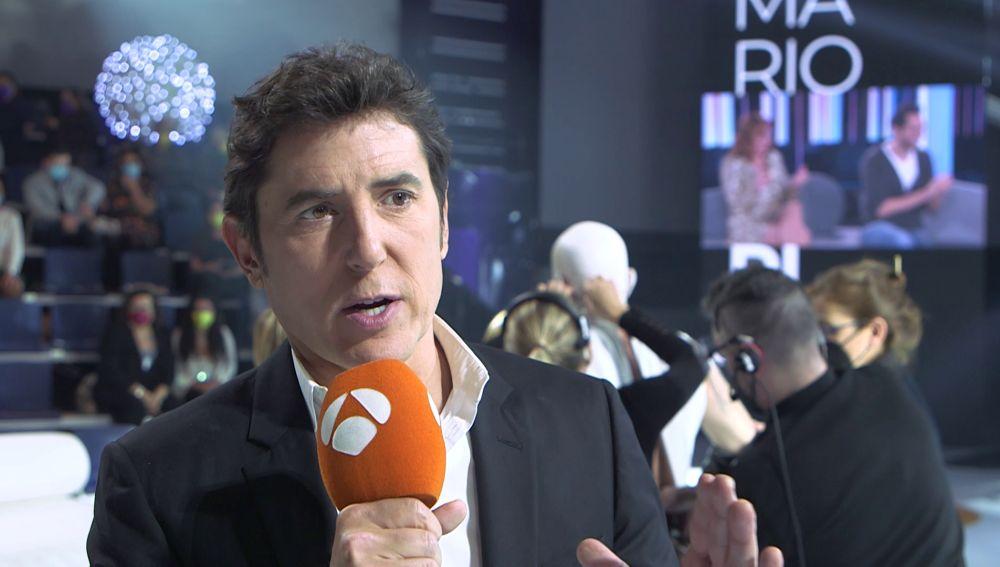Manel Fuentes hace balance de la temporada de 'Tu cara me suena'